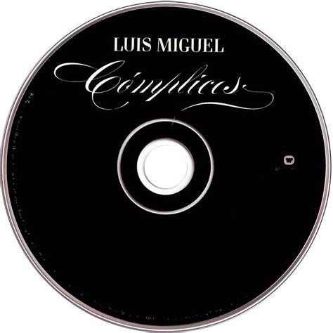 Carátula CD de Complices de Luis Miguel   CARATULAS.COM,