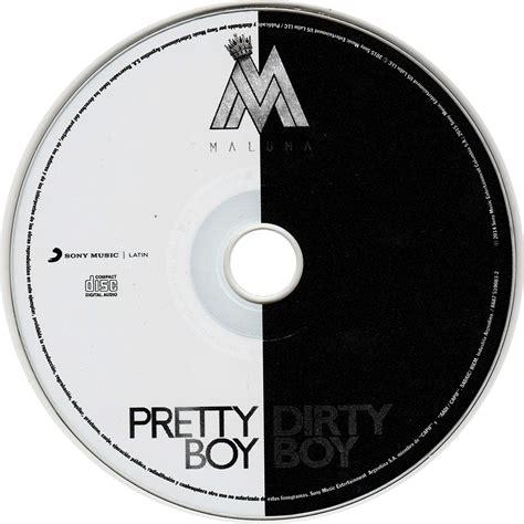 Carátula Cd de Maluma - Pretty Boy Dirty Boy - Portada