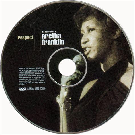 Carátula Cd1 de Aretha Franklin   Respect: The Very Best ...