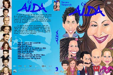 Carátula de Aida Temporada 3 - CARATULAS.COM,
