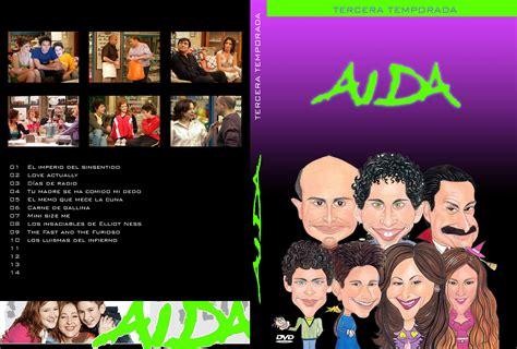 Carátula de Aida Temporada 3* - CARATULAS.COM,
