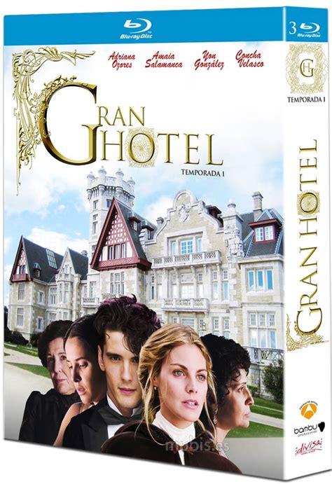 Carátula de Gran Hotel - Primera Temporada Blu-ray