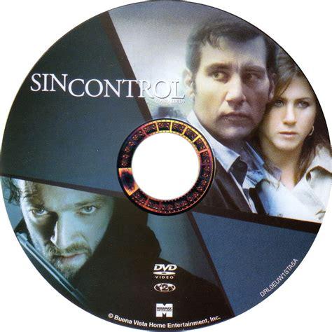 Carátula Dvd de Sin Control  Derailed