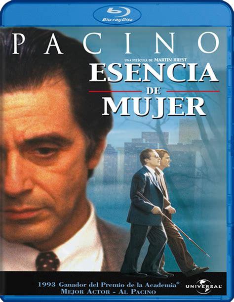 carátula Esencia de mujer Blu ray   1080b.com