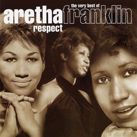 Carátula Frontal de Aretha Franklin   Respect: The Very ...
