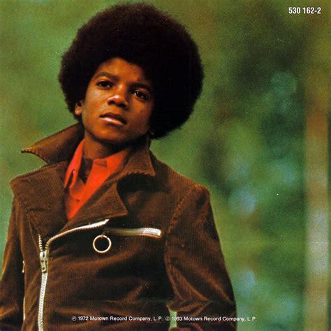 Carátula Interior Frontal de Michael Jackson - Ben - Portada