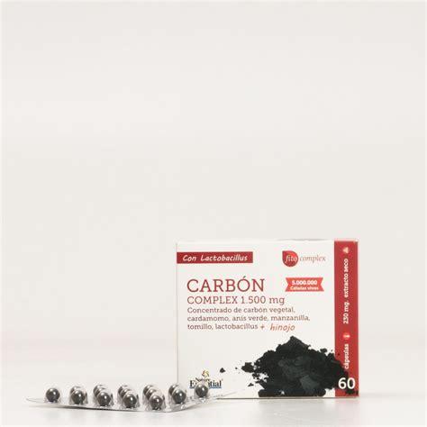 Carbon Complex Capsulas