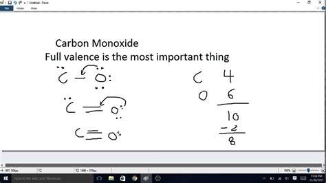 Carbon Monoxide Lewis Structure | www.pixshark.com ...