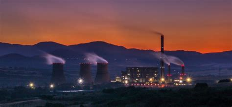 Carbon Tax in South Africa: draft bill enters Parliament
