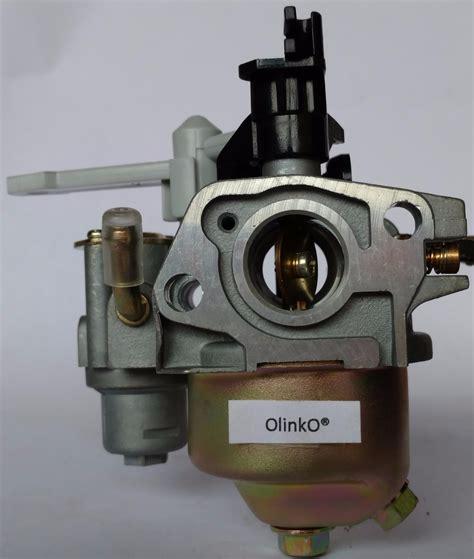 Carburador Gx160 Para Motor Gasolina 5.5hp Gokart ...