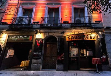 Cardamomo-Entrada-Tablao - Foto di Cardamomo, Madrid ...