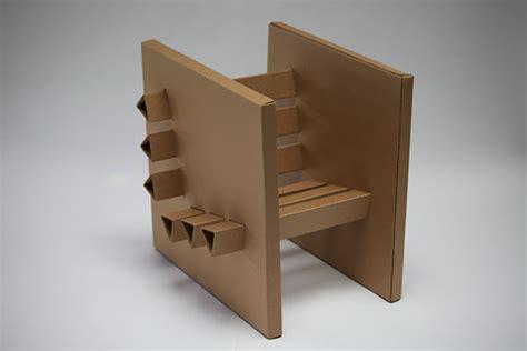 Cardboard Chair on RISD Portfolios