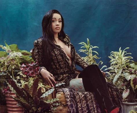 Cardi B Blasts Into iTunes Top 5 With  Bartier Cardi ...