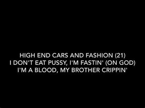 "Cardi B feat. 21 Savage   ""Bartier Cardi"" Lyrics   YouTube"