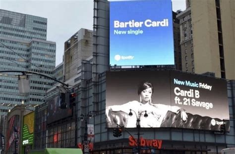 Cardi B Flexes Her Numbers, Proves  Bartier Cardi  Is ...