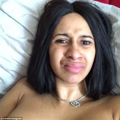 Cardi B rants at hotel that threw her out amid weed slur ...