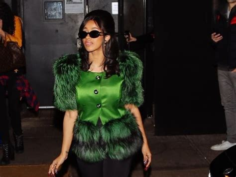 Cardi B Snaps On Haters Dissing  Bartier Cardi ...