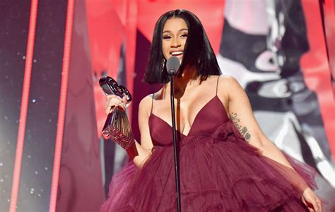Cardi B teases release of  Bartier Cardi  music video