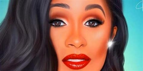 Cardi B, the ex-tripper topping the charts