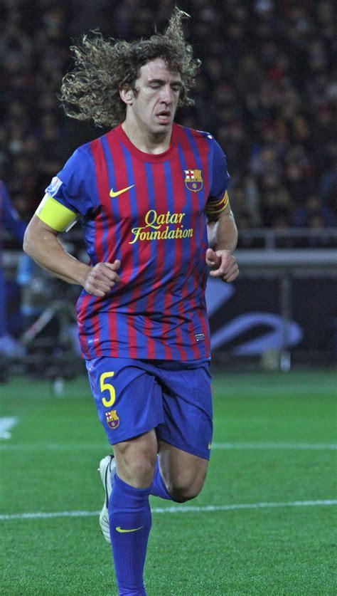 Carles Puyol   Wikipedia