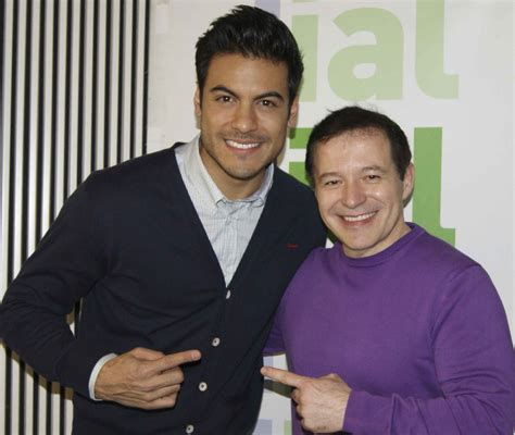 Carlos Rivera presentó su album en directo y anunció nuevo ...