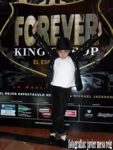 Carlos Roca, el pequeño Michael Jackson del Musical ...