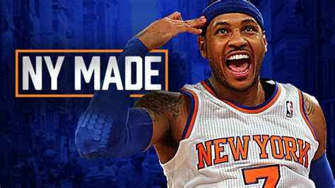 Carmelo Anthony knocks down New York Knicks trade rumors ...