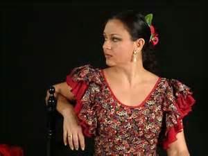 CARMEN DE TORRES - BAILAORES/AS - El Arte de Vivir el Flamenco