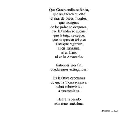 «CARMINA» Blog Literario — «QUE GROENLANDIA SE FUNDA ...