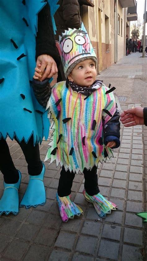 Carnaval Disfresses  El Monstre de Colors  de l Escola ...