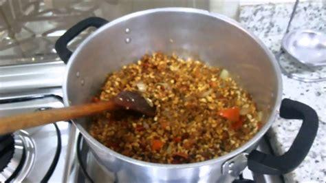Carne de soja - YouTube