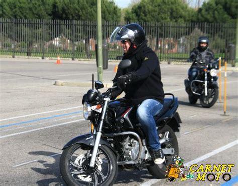 Carnet de Moto Madrid Más Barato que por Libre [Low Cost]