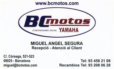 Carnet: Ventajas y descuentos « Club Yamaha RD Barcelona
