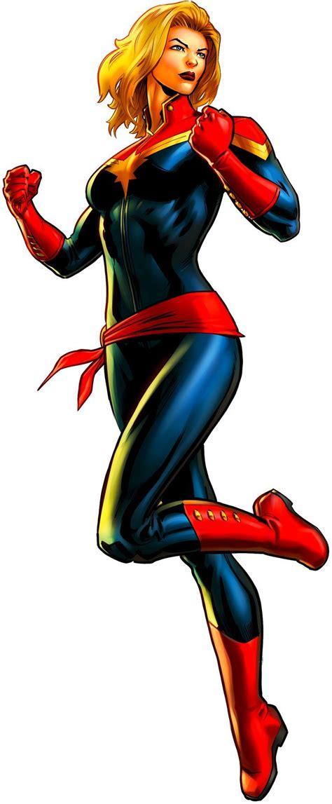 Carol Danvers (Character) - Comic Vine