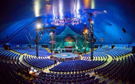 Carpa Cirque du Soleil  Totem  Madrid, Madrid ...