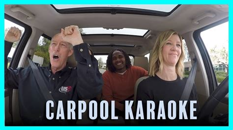 Carpool Karaoke   Jim Harris   YouTube