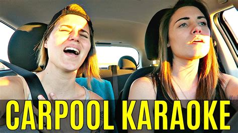 CARPOOL KARAOKE PART 4   YouTube