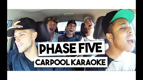 CARPOOL KARAOKE   YouTube