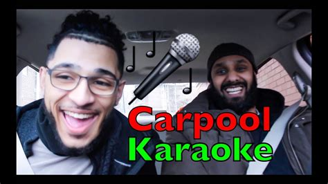 CARPOOL KARAOKE!   YouTube
