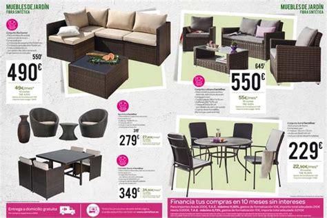 Carrefour muebles: catálogo jardín 2015 – Decoración