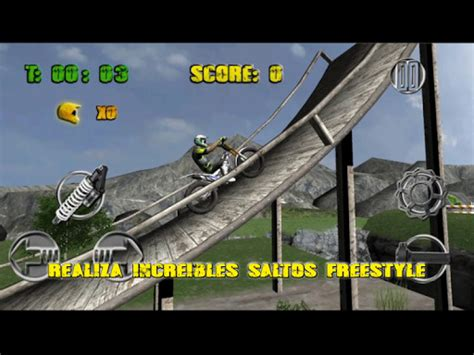 Carreras de motos de trial 3 para Android - Descargar Gratis
