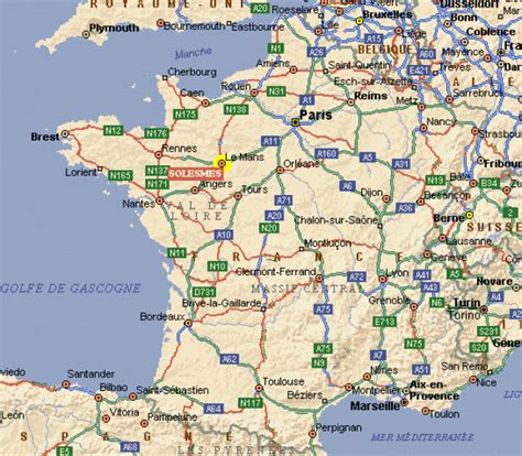 Carreteras de Francia | Turismo por Francia