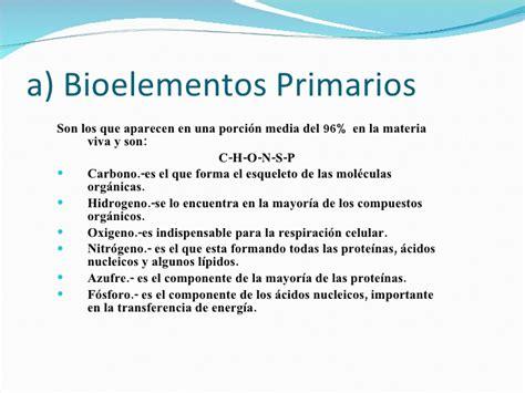 Carrillo Elementos Biogenesicos