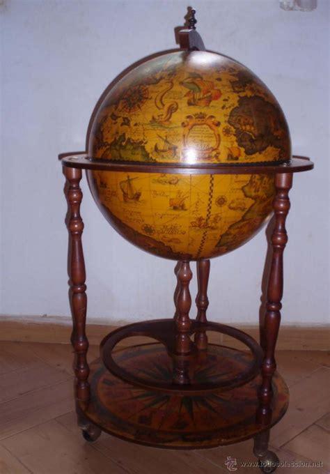 carrito botellero bola del mundo   Comprar en ...