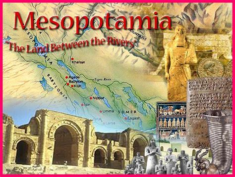 CARRO DE TRIUNFO: MESOPOTAMIA