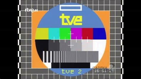 Carta de ajuste 1982 tve / la 2   YouTube