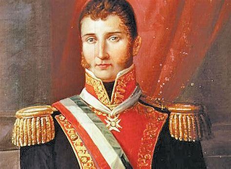 Carta de México | Agustín de Iturbide, el primer Emperador ...