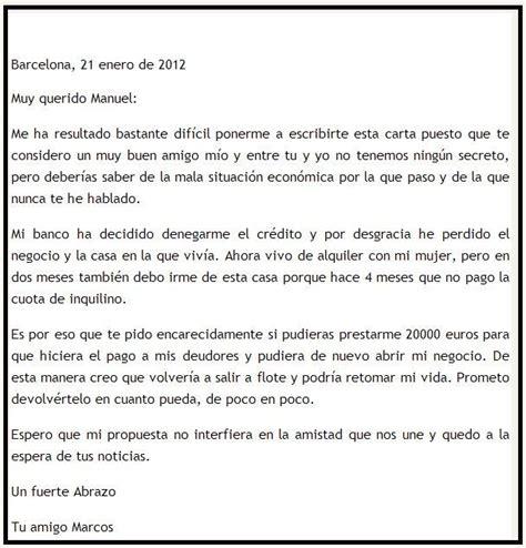 Carta para un amigo - Imagui