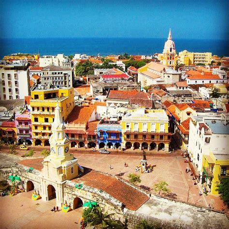 Cartagena, Cartagena, Colombia - Old city. Walled city ...