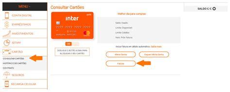 Cartão Banco Inter MasterCard: tudo o que saber sobre a fatura